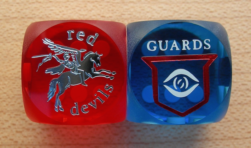 Red Devils/Guards Armd
