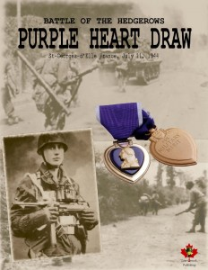 TLC Purple Heart Draw