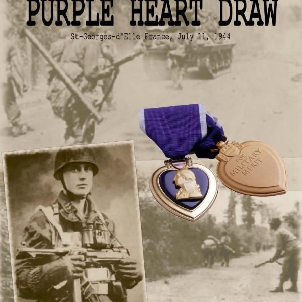 TLC Purple Heart Draw