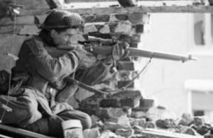 British Sniper Sized 6