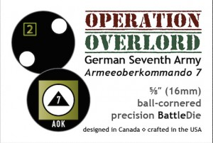 D-Day German 7th Army