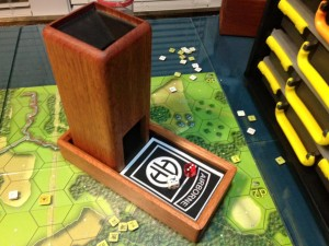 dice tower McWilliams 1