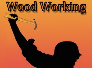 woodworking logo